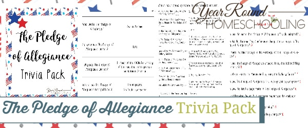 history of the Pledge of the Allegiance, Pledge of Allegiance history, Pledge of Allegiance