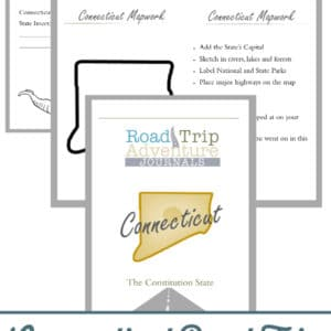 connecticut road trip, connecticut road trip journal, connecticut road trip adventure journal