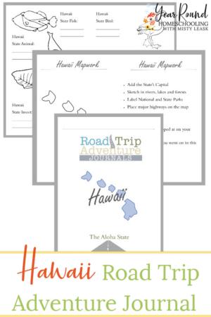 Hawaii Road Trip Adventure Journal