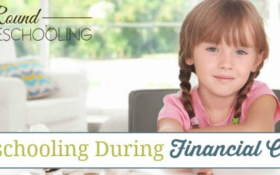 Homeschooling During Financial Crisis