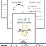 Mississippi Road Trip Adventure Journal