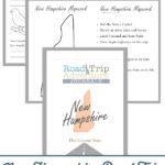 New Hampshire Road Trip Adventure Journal