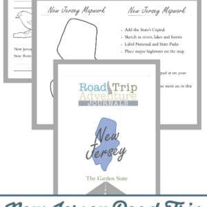 new jersey road trip, new jersey road trip journal, new jersey road trip adventure journal