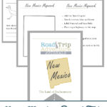 New Mexico Road Trip Adventure Journal