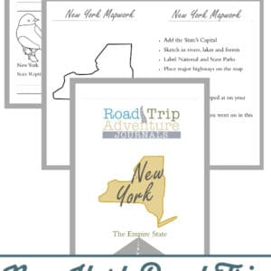 new york road trip, new york road trip journal, new york road trip adventure journal