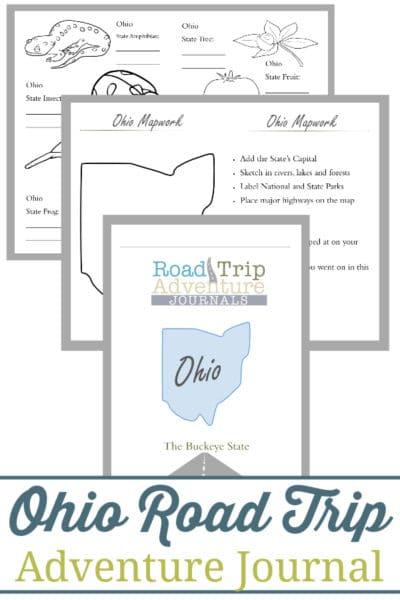 Ohio Road Trip Adventure Journal