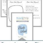 Rhode Island Road Trip Adventure Journal