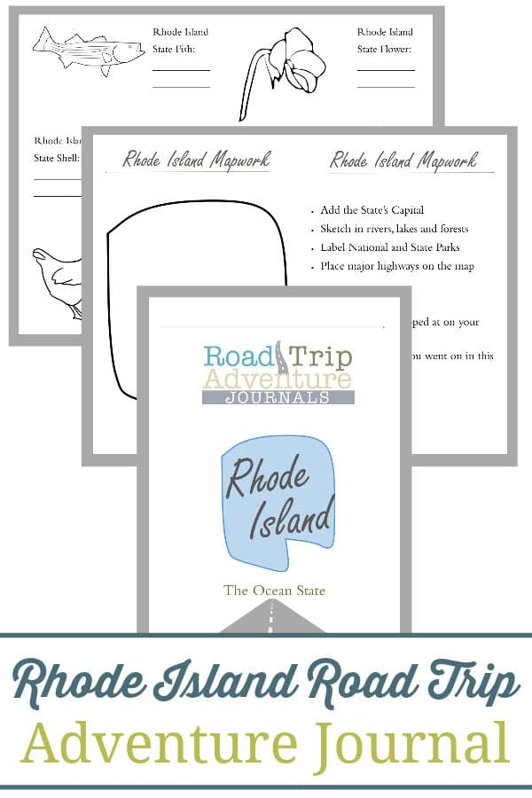 rhode island road trip, rhode island road trip journal, rhode trip road trip adventure journal
