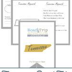 Tennessee Road Trip Adventure Journal