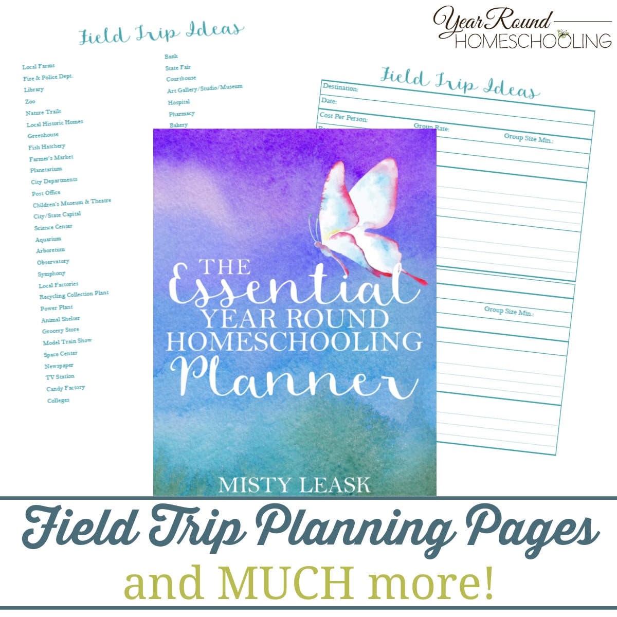 year round homeschooling planner, year round homeschool planner, homeschool planner