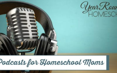 Top 10 Podcasts for Homeschool Moms