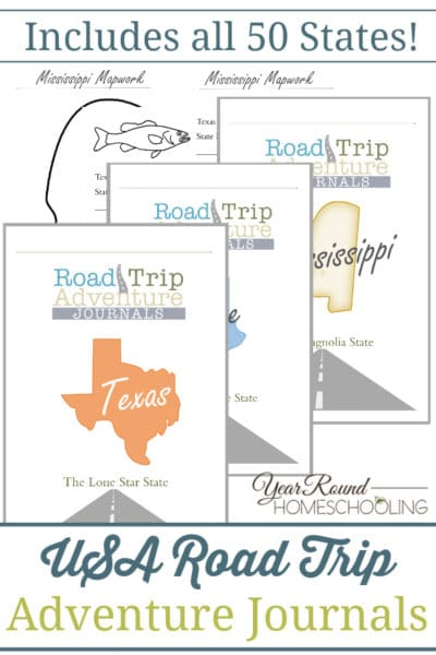 USA road trip adventure journals, USA road trip, USA road trip journals, USA road trip journal