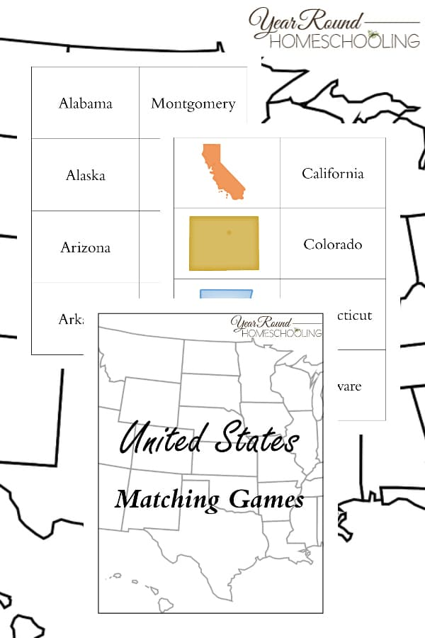 united states matching game, united states matching games, united states games, united states game