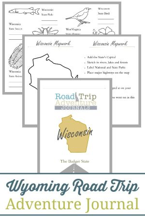 Wisconsin Road Trip Adventure Journal