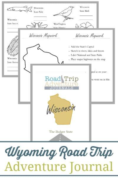 Wisconsin Road Trip Adventure Journal
