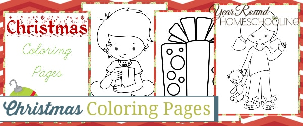christmas coloring pages, christmas coloring