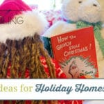 Out of the Box Ideas for Holiday Homeschooling