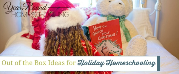 holiday homeschooling, holiday homeschooling ideas, holiday homeschool, holiday homeschool ideas