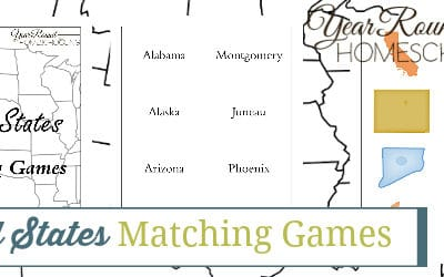 United States Matching Games