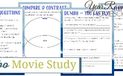 dumbo movie study, dumbo study, dumbo movie, dumbo