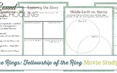 Fellowship of the Ring Movie Study