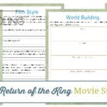 Return of the King Movie Study