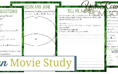 tarzan movie study, tarzan study, tarzan movie