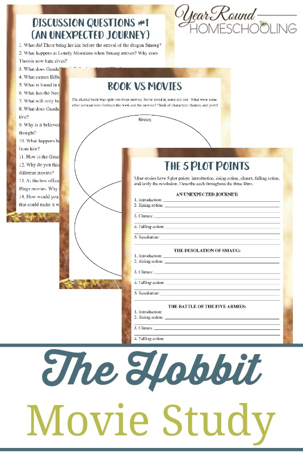 the hobbit movie study, hobbit movie study, the hobbit movie, the hobbit