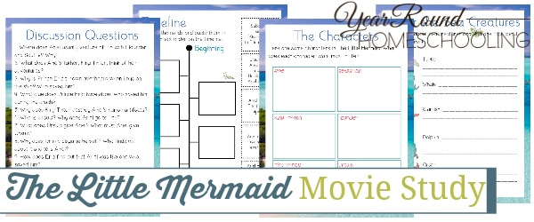 the little mermaid movie study, the little mermaid study, the little mermaid movie, the little mermaid