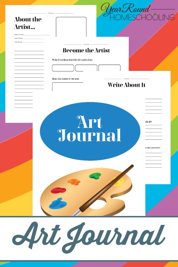 art journal, charlotte mason art journal, art journal charlotte mason