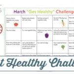 March Get Healthy Challenge