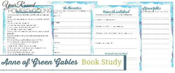 anne of green gables book study, anne of green gables book, anne of green gables study, anne of green gables literature study, anne of green gables literature, anne of green gables