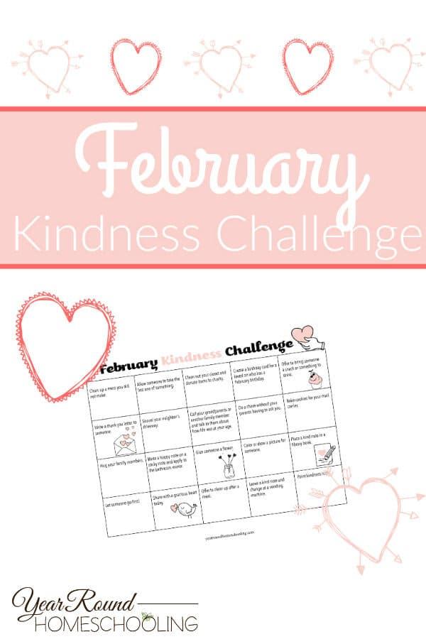 february kindness challenge, february kindness challenge printable, kindness challenge, kindness challenge printable