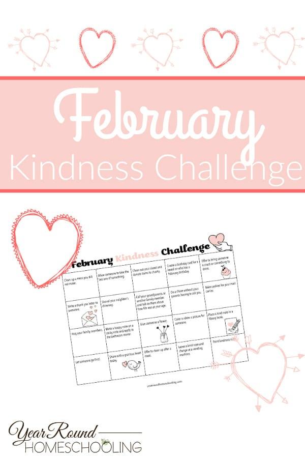 ebruary kindness challenge, february kindness challenge printable, kindness challenge, kindness challenge printable