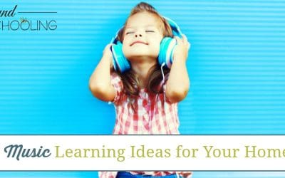 Summer Music Learning Ideas for Your Homeschool