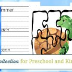 Preschool-Kindergarten Summer Learning Collection