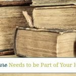 Why Classic Literature Needs to be Part of Your Homeschool