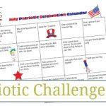 July Patriotic Challenge