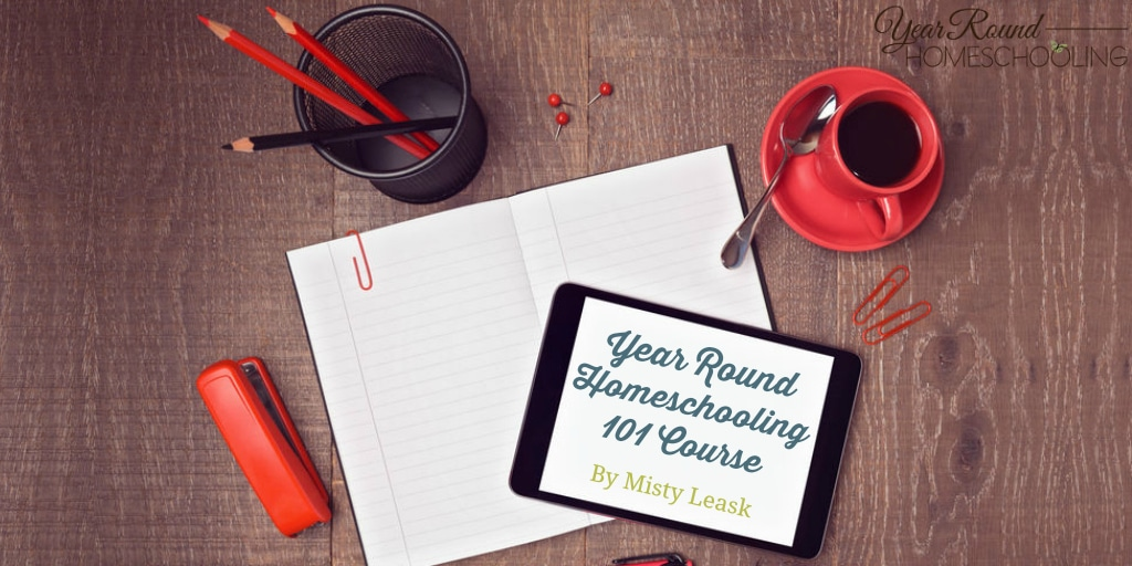 year round homeschooling course, year round homeschool course