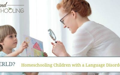What is MERLD? Homeschooling Children with a Language Disorder