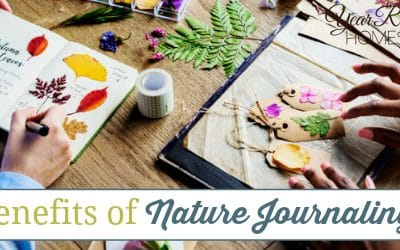 The Benefits of Nature Journaling