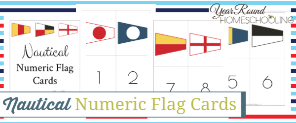 nautical numeric flag cards, nautical numeric flag, nautical numeric flag cards, learn nautical numeric