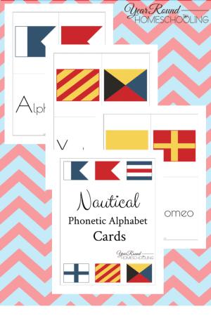 Nautical Phonetic Alphabet Pack