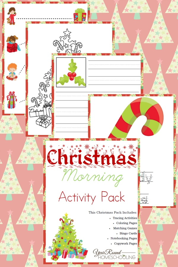 christmas morning activity, christmas morning activities, christmas activities for kids, christmas activity for kids