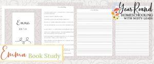 emma book study, emma study, jane austen study