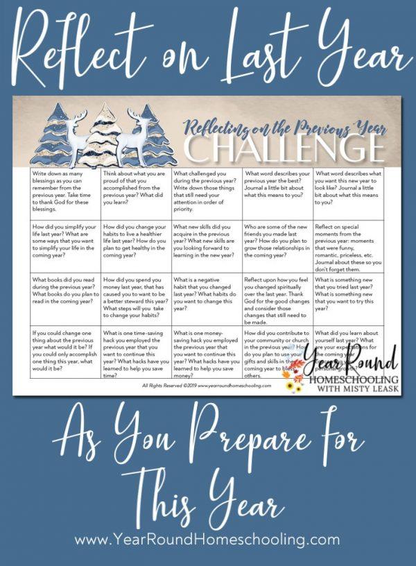 january reflection challenge calendar, january reflection challenge, reflection challenge, january challenge