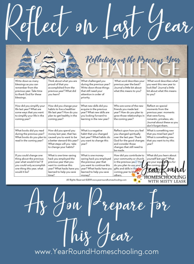 january reflection challenge calendar, january reflection challenge, reflection challenge, january challenge