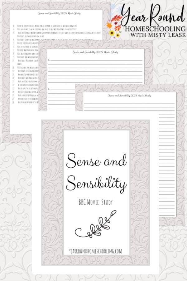 sense and sensibility bbc movie study, sense and sensibility study, sense and sensibility bbc, sense and sensibility movie