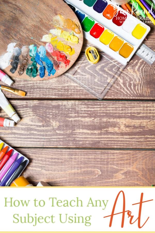 how to teach a subject with art, how to teach a subject with art, how to teach a subject with art