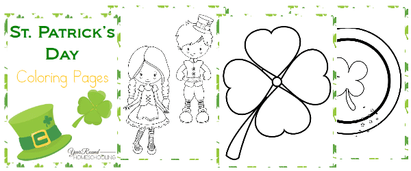 St. Patrick's Day Coloring, St. Patrick Coloring, St. Patrick's Day Coloring Pages